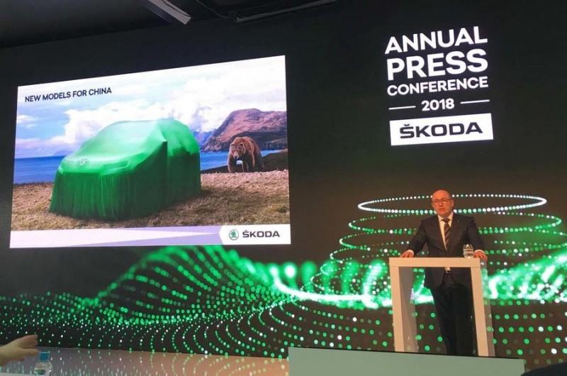 О чем похвасталась Skoda на своей пресс-конференции