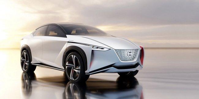 Nissan разработает 8 электрокаров и 20 беспилотников к 2022 году