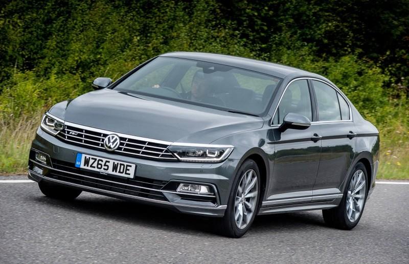 Обновленный Volkswagen Passat придет в Европу в этом году