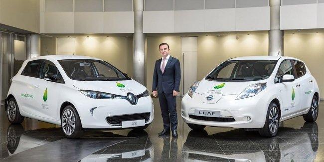 Renault и Nissan начали переговоры о слиянии