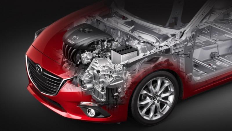Mazda разработает литиево-ионные стартерные аккумуляторы
