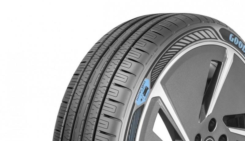 Goodyear разработал специальные шины для электромобилей