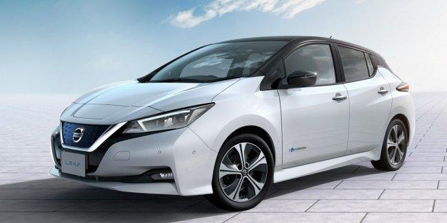Nissan позволит владельцам Leaf продавать отработанные батареи