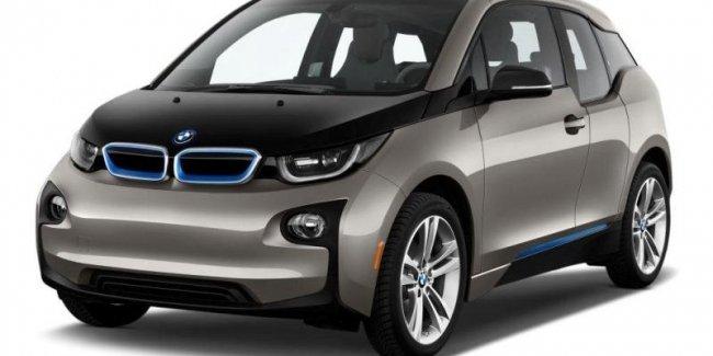 BMW показала беспилотный электромобиль