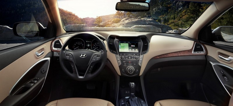 Hyundai Santa Fe отозван в США из-за дефекта рулевого управления