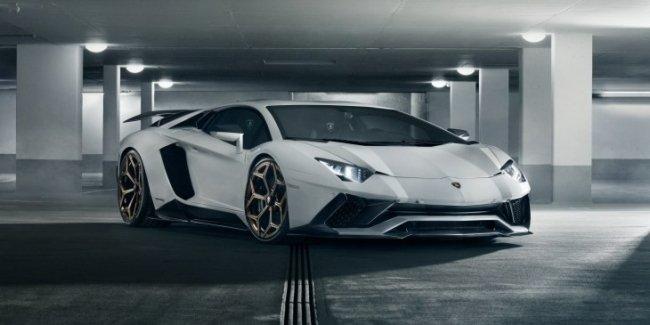 Novitec добавил стиля и мощности суперкару Lamborghini Aventador S