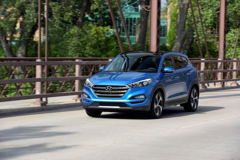 2018 Hyundai Tucson Sport: разминка перед запуском горячей версии N