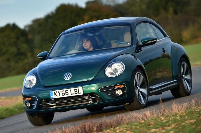 Volkswagen откажется от Beetle и заменит его ретро-бусом