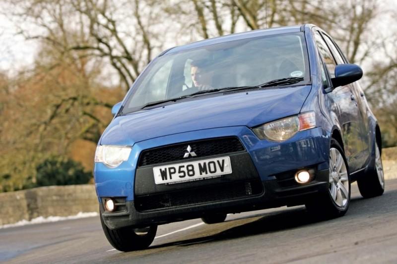 Mitsubishi Colt может вернуться в качестве соперника Renault Clio