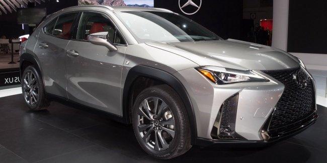 Lexus официально представил шикарный внедорожник