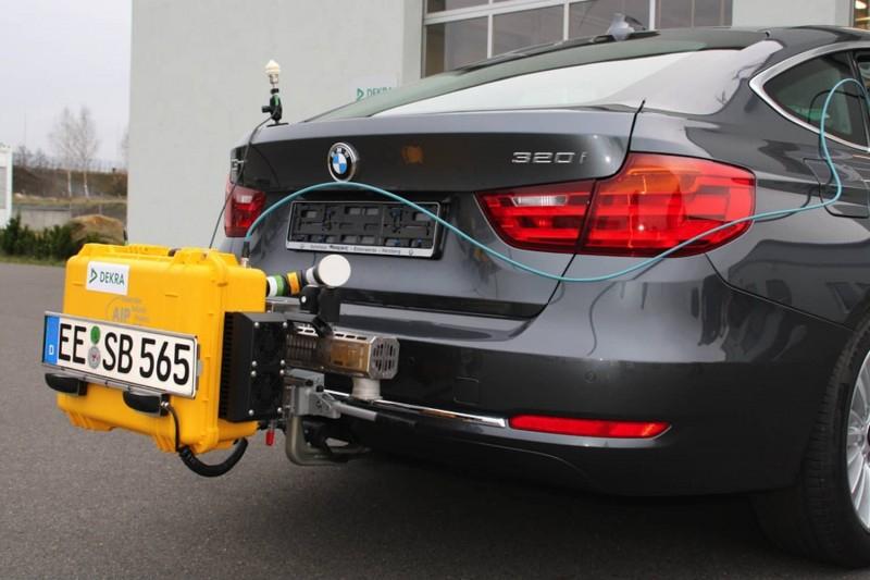 BMW увеличивает цифры расхода топлива и выбросов СО2
