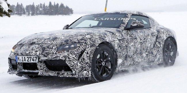 Новые Toyota Supra и BMW Z4 выпустят на одном заводе
