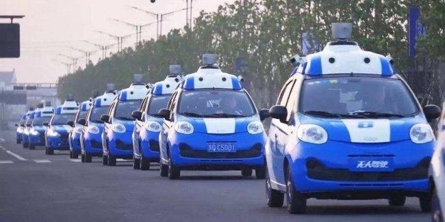 Китайскому аналогу Google разрешили тестировать беспилотники в Пекине