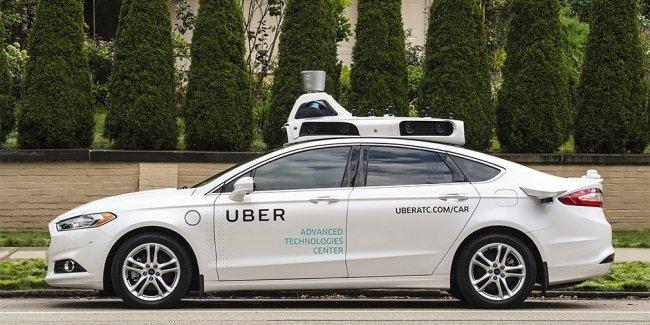 Uber запретили испытания беспилотных автомобилей в Аризоне