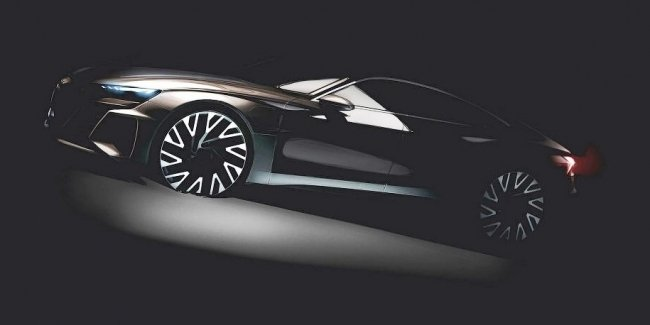 Audi разработает четырехдверное электрическое грантуризмо