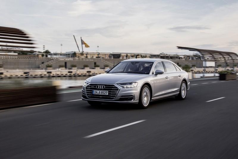 Новая Audi A8 станет последней Ауди с двигателем W12