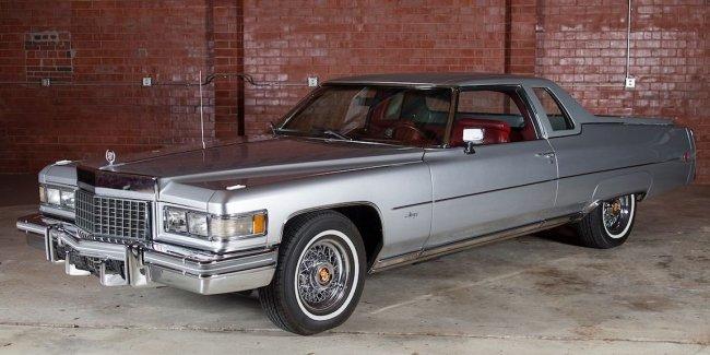 Эксклюзивный пикап Cadillac продается по цене VW Golf