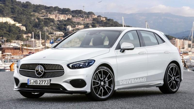 2019 Mercedes-AMG A45 получит новый двигатель в 400 «лошадей»