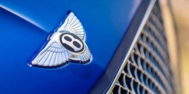 Bentley анонсировала премьеру нового автомобиля в Женеве