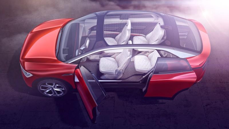 Через два года Volkswagen начнет продажи электрического кроссовера