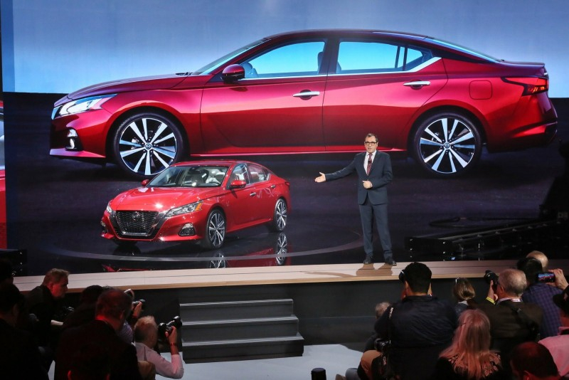 2019 Nissan Altima получила вариант AWD и 2.0L Turbo