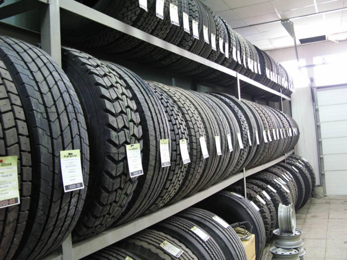Как выбрать шины для транспорта
