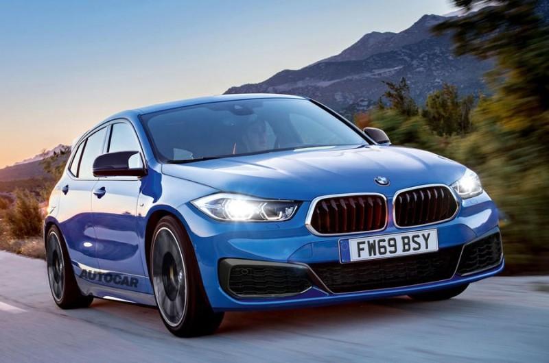 Третье поколение BMW 1 Series готовится к осеннему дебюту