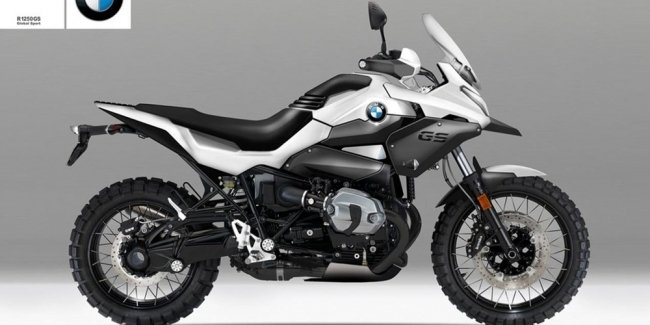 Обердэн Бецци: концепт BMW R1250 Global Sport