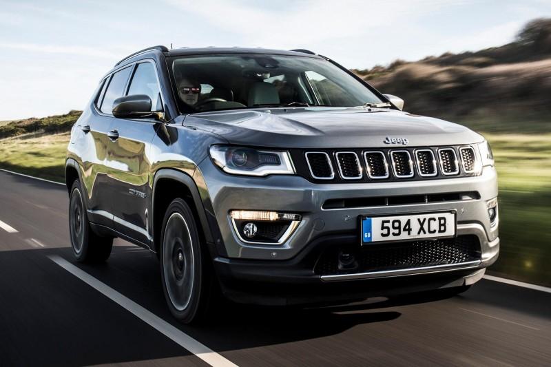 Jeep в этом году выпустит четыре новые модели для Европы