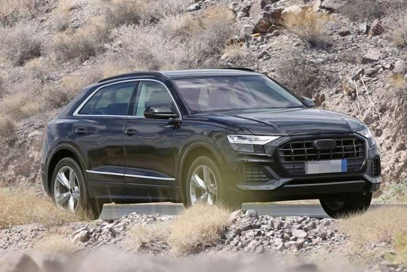 Audi Q8 представят в июне этого года