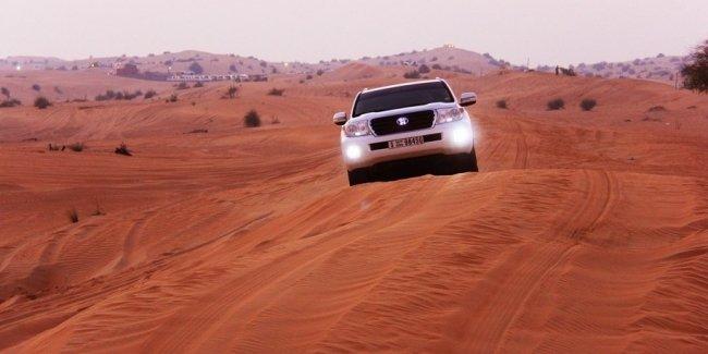 Водители Дубая получат цифровые номера