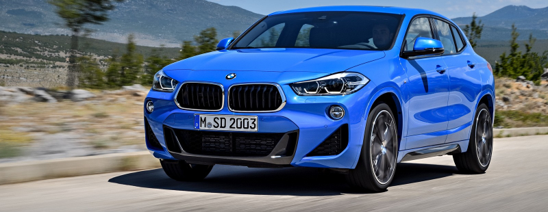 Замена «робота» на новом BMW X2 (неприлично дорого)