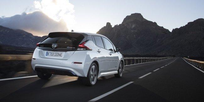 Значительный объем продаж Nissan Leaf способствуют росту мировой популярности электромобилей