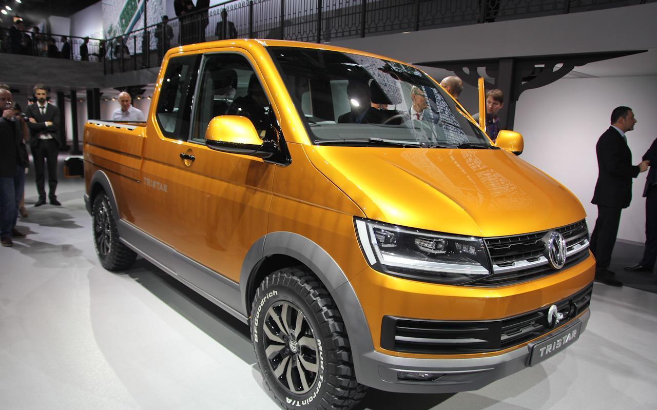 VW Tristar TDI Concept 2014