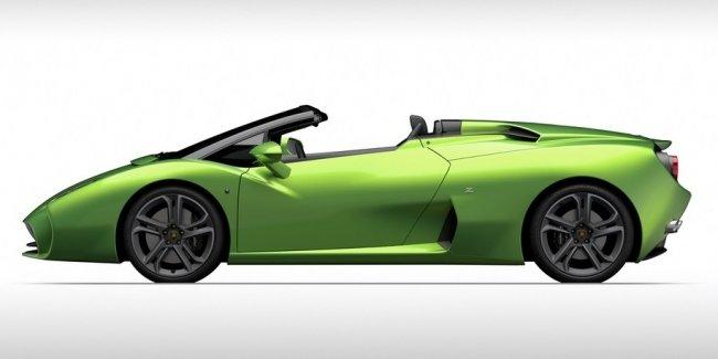 Ателье Zagato сделает из старого Lamborghini уникальный родстер