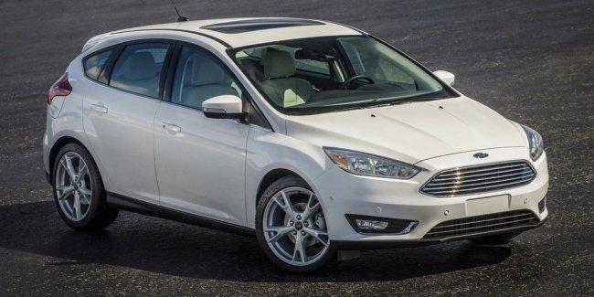 Ford в США: прекращение производства Focus и уход минимум двух моделей