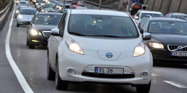 Электромобили наделали шума в Норвегии