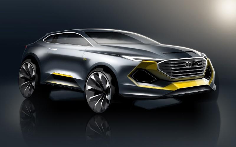 Audi задумала небольшой кроссовер Q1