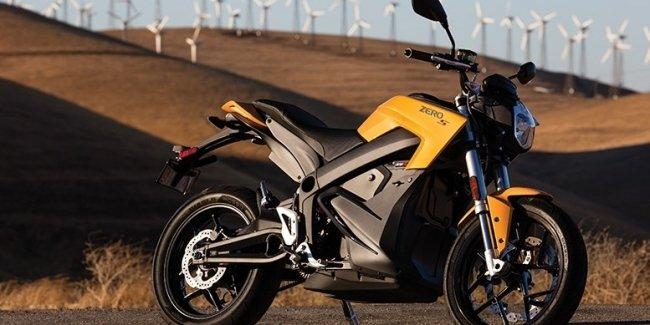 Zero отзывает много мотоциклов