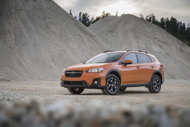 Новый плагин-гибрид Subaru может получить название Evoltis