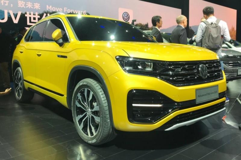Придет ли китайский внедорожник Volkswagen в Европу