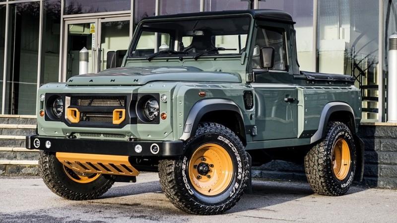 Land Rover хочет выпустить конкурента пикапу Mercedes-Benz X-Class