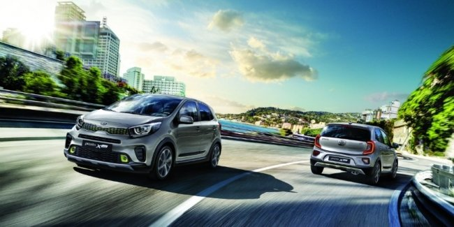 Украинские продажи нового Kia Picanto стартуют в апреле!