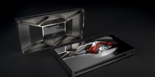 McLaren подарит покупателем трехместного гиперкара бесценную статуэтку