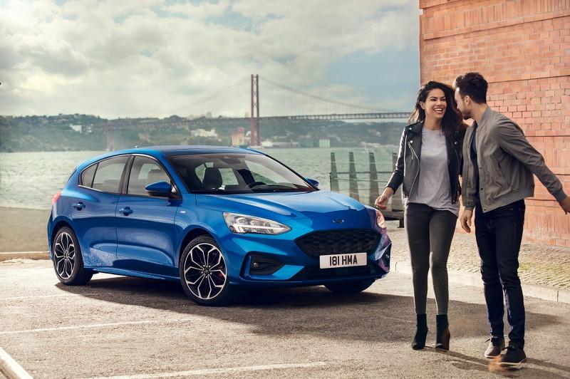 Ford Focus сменил поколение и платформу (фото)