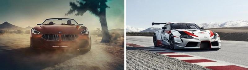 Автоновости в один абзац: BMW Z4, Toyota Avensis и другие