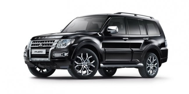 Mitsubishi Pajero получил «прощальную» версию Final Edition