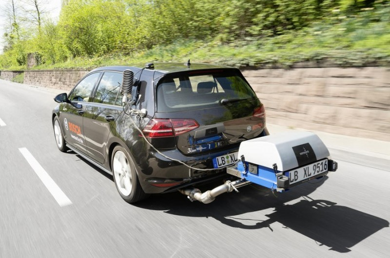 Bosch придумал, как снизить выбросы NOx в десять раз