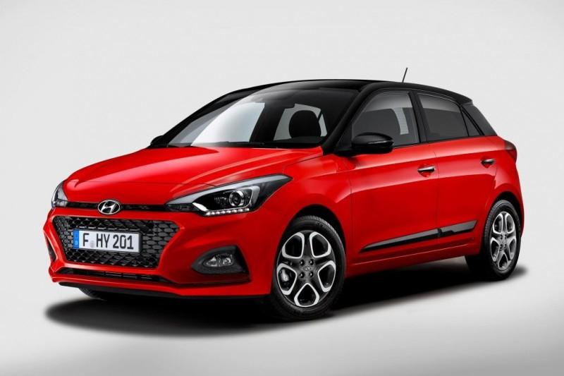 Обновленный Hyundai i20 поступит в продажу в июне этого года