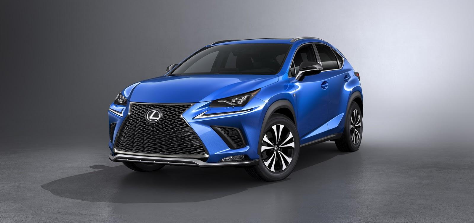Знакомимся с новым Lexus NX 2018 300h на наших дорогах